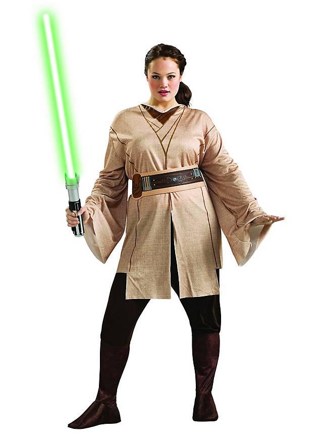 Weibliches Jedi Ritter Kostüm Maskworldcom